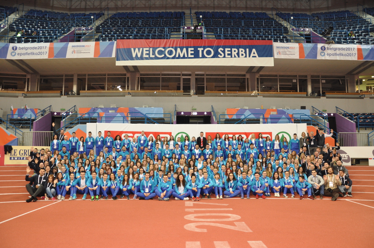 Organizing Committee of European Athletics Indoor Championships